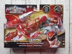 Bandai Power Rangers Sky Zord с фигуркой Красного рейнджера 10 см 35081