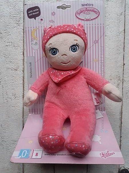 Кукла Zapf Newborn Baby Annabell Любимая Малышка 26 см 700006