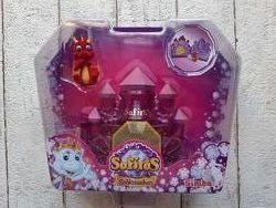 Игровой набор Замок Safiras с 1 фигуркой Simba раскладной 595 1002