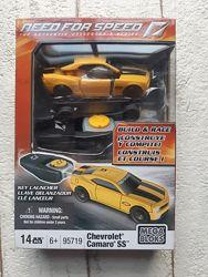 Автомобиль Конструктор Chevrolet Camaro SS Mega Bloks Need for Speed 95719