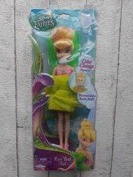 Фея Disney Fairies Динь-Динь с лаймовой мочалкой 23 см 68888