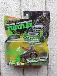 Мини-транспорт TMNT Черепашки-ниндзя Кейси Джонс в машине 97222