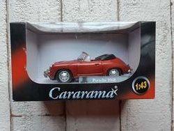 Автомодель Cararama 143 Porsche 356B Cabriolet 251PND-10380