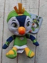Мягкая игрушка Hasbro Playskool Top Wing Броуди 20 см E5452