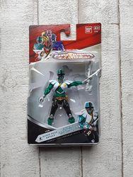 Фигурка Bandai Power Rangers Зеленый рейнджер 10 см 31709