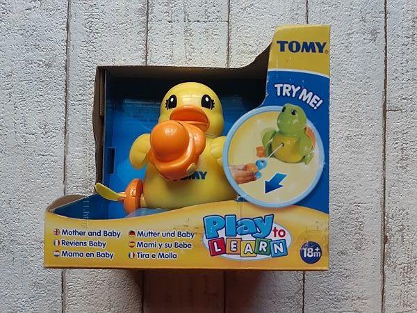 Игрушка Tomy Мамы с малышами Уточка 6502 6502-1