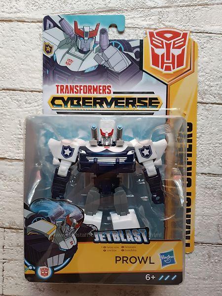 Трансформер Transformers Кибервселенная Воин Проул 14 см Hasbro E1884/E3636