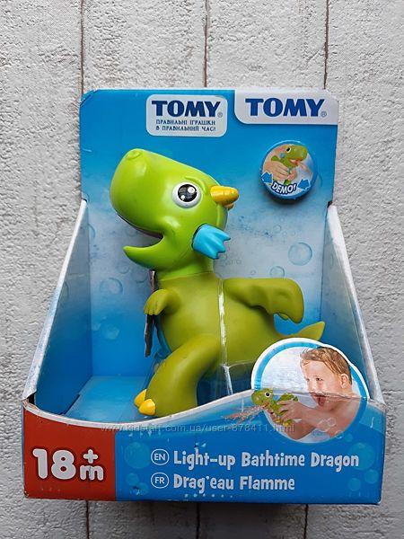Игрушка-брызгалка Tomy Дракон Гоша T72356