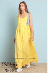 Яркое летнее платье от Бурвин