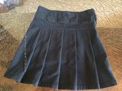 Черная школьная юбка 6 лет