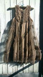 Гіпюрова сукня ручної роботи