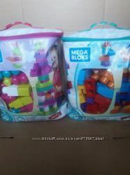 Mega Bloks сумка с конструктором 60 деталей
