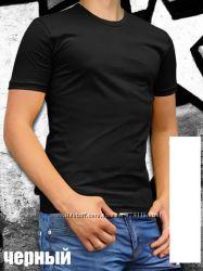 футболки мужские с клуглым вырезом