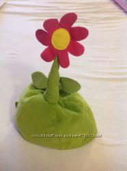 Шапка карнавальная -Цветочек- для девочки