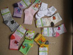 новые чудесные носочки для девочек