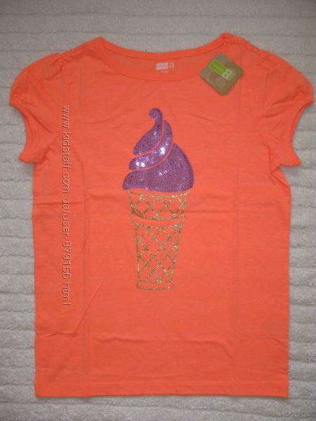 отличнейшие футболочки CRAZY8 для девченок