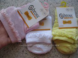 очень красивые и нарядные носки и гольфы из новой коллекции BROSS