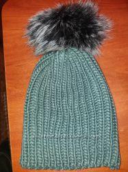 Красивая шапочка.