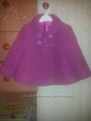 Шикарне шерстяне пальтечко St. Bernards for Dunnes Stores