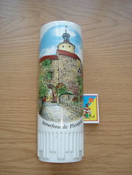 Ваза керамика Нюрнберг Германия