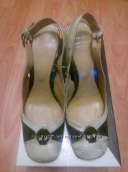 Туфли в стиле Alexander McQueen