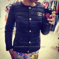 Куртка на синтепоне Chanel