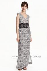 Платье H&M  летнее размер 10