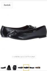 Балетки кожаные Том Тейлор