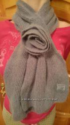 Безумно тёплый, зимний женский шарф от Sela, новый