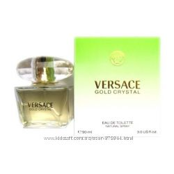 Versace Gold Crystal 90ml edt