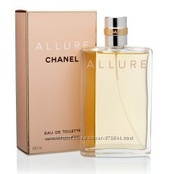 Парфюмированная вода Chanel Allure 100 ml