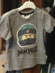 Футболка с переливашкой Nindjago