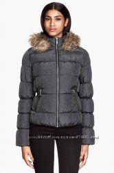 Новая женская куртка H&M размер 36евро на ог 90см