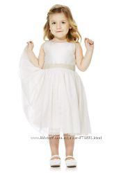 Нарядное вечернее платье Tesco 4-5 лет. 110 размер.