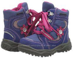 Зимние ботинки Superfit Girls Husky1 700048 Ankle Boots 26р. 17. 3см стельк