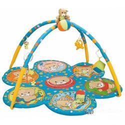 Canpol - Детский развивающий коврик Мишки