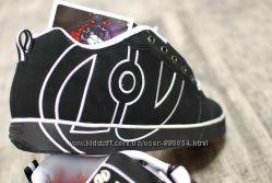 Роликовые кроссовки Heelys, размер 40, 5, стелька 26 см