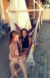 Полулежачий кресло-гамак для отдыха и релакса Grilly G-201