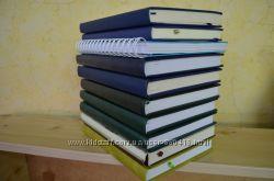 Блокноты, ежедневники, записные книжки