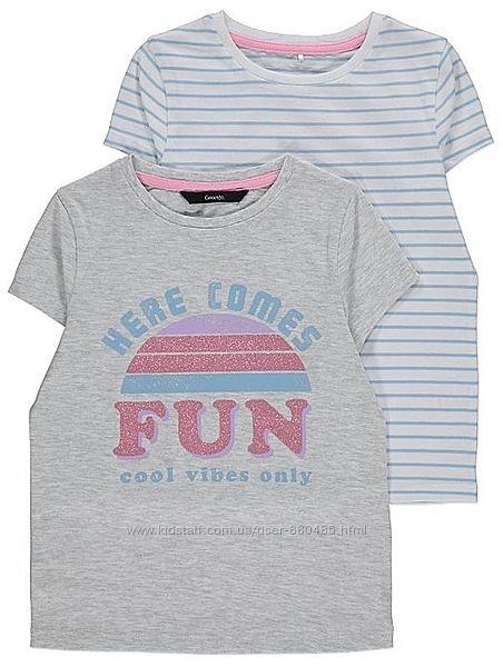 Набор/сет футболок george
