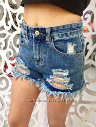 Супер классные женские джинсовые шорты