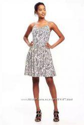 Платье OldNavy размер S на высоких