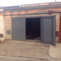цегляний гараж