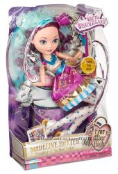 Кукла Меделин Хеттер  Страна Чудес Madeline Hatter. 43см, Ever After High