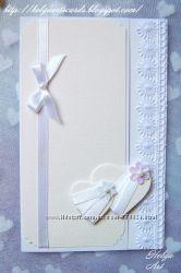 Пригласительные на свадьбу hand made