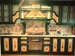 Ручная роспись мебельных фасадов