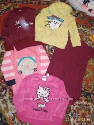 Кофты, свитера на 3-5 лет