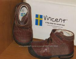 Ботинки Vincent 22 размер