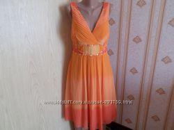 Яркое платье новое с биркой DEBENHAMS
