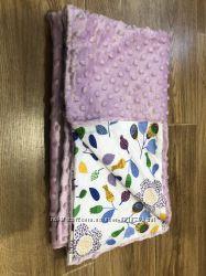 Плед детский минки, одеяло плюш собственный пошив, качество